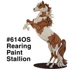 Intarsia rearing paint, expert