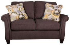 Homemakers Furniture: Bree Loveseat: La-Z-Boy: Living Room: Loveseats