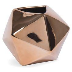 Vase en céramique H 15 cm HELGA