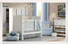 Grey and blue nursery beige nursery with splashes of pale blue and gray navy grey ideas . grey and blue nursery Beige Nursery, Boy Nursery Bedding, Baby Bedroom, Baby Boy Rooms, Baby Boy Nurseries, Nursery Room, Baby Boys, Nursery Ideas, Room Baby
