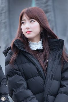 Cosmic Girls, Goth, Korean, Winter Jackets, Kpop, Happy, Style, Fashion, Gothic