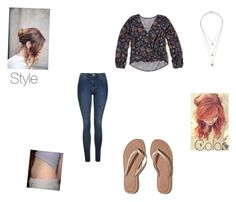 """Alec Chasse - still Kara"" by mercy-xix ❤ liked on Polyvore featuring Hollister Co. and Topshop"