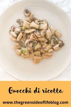 Gnocchi di ricotta buoni e facili fatti in casa Chicken, Meat, Food, Essen, Meals, Yemek, Eten, Cubs