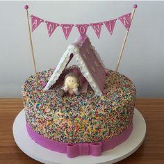 festa do pijama acampamento bolo - Pesquisa Google
