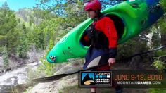 GoPro Mountain Games in Vail, Colorado this weekend
