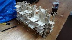 PA_ autor desconocido.  Proyecto arquitectónico.  #arquitectura #fadu #uba