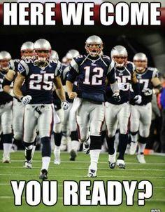 I'm ready!!!