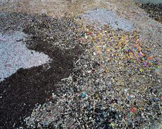 Edward Burtynsky, China Recycling #8,