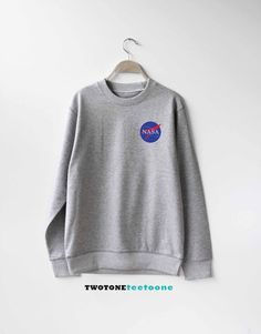 Nasa Sweatshirt Sweater Unisex