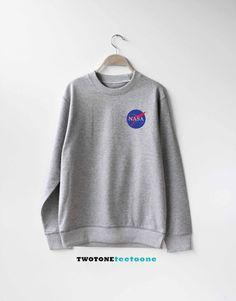 La NASA Sweatshirt pull unisexe