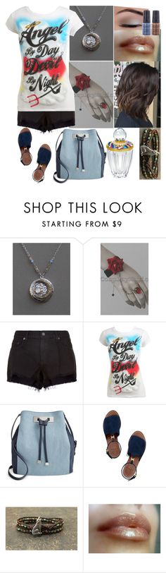 """~Outfit for Story~"" by geminiemerald91 ❤ liked on Polyvore featuring rag & bone, Wet Seal, INC International Concepts, Tory Burch and Luminess Air"