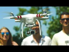 Follow me: The ultimate dronie. Make a film of your aerial trip with this feature. Check out the review from #TechCrunch Flying together is always more fun than one. Get the #DJI #Phantom3 Standard today