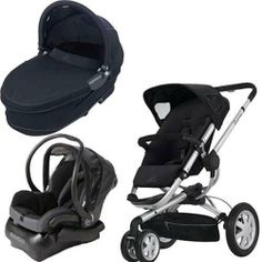 Baby Stroller Travel Systems Quinny 2011 Buzz With Dreami Bassinet And Mico Carseat Set