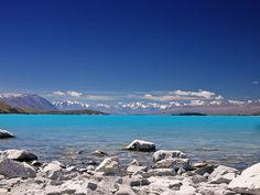 テ・ワヒポウナム-レイク・テカポ   ニュージーランド