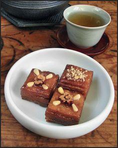 Yakwa (Mil-kwa) : Gâteau aux épices et au miel