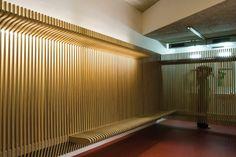 Voet en De Brabandere   Curtains, Architecture, Design, Home Decor, Arquitetura, Blinds, Decoration Home, Room Decor