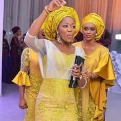 See the Style Trends: Aso-Ebi Fashion Statements are Getting More Fabulous - Wedding Digest Naija