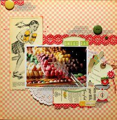 Sweet Day - Scrapbook.com