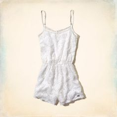 Hollister Shell Beach Romper SALE $41.97 REG $59.95 Maybe? For a VERY casual bride?