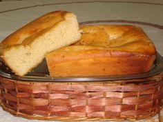 Receita de Pão caipira com queijo - Tudo Gostoso