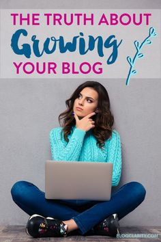 How do you grow your blog when you're limited in time, money, or both? This post has some good ideas and a helpful reality check for growing your blog. If you want to make money blogging, this is a must read.