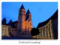 The oldest city in Luxembourg, Echternach