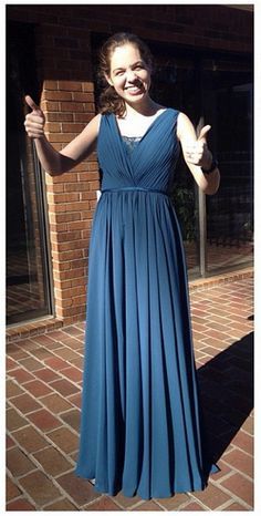 aef9dfaf637 Shop Azazie Bridesmaid Dress - Ellen in Chiffon. Find the perfect made-to-