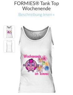 Wochenende ich komme :) Tops, T Shirt, Women, Fashion, Kids, Tee, Moda, Women's, La Mode