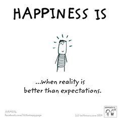 Artist Beautifully Illustrates What Happiness Is