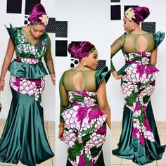 Trendy Ankara Look-book Pretty Styles 2017 You Just Have to See - Maboplus
