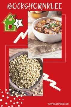 Hinter Türchen 9 meines Gewürz Adventskalenders verbirgt sich der Bockshornklee. Ich verrate dir die Wirkung von Bockshornklee sowie ein geniales Rezept in der Podcast-Folge vom Gewürz Adventskalender. #bockshornklee #gewürzadventskalender #weihnachten #adventskalender