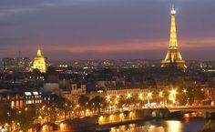Paris. Beautiful!