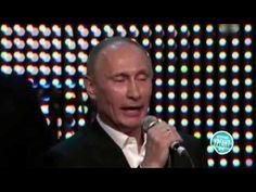 В Путин поет песню Blueberry Hill на шоу Голос  Жюри в шоке