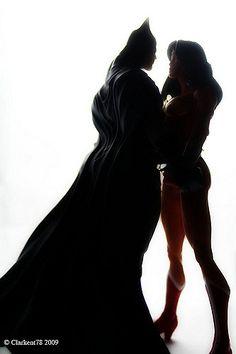Batman and Wonder Woman | Flickr - Photo Sharing!
