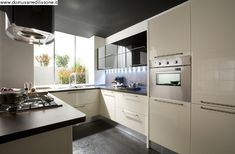 Foto: Design, stil, cilesi... Veneta Cucine   La mia casa ...