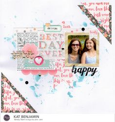happy (clique kits) || happyGRL - Scrapbook.com