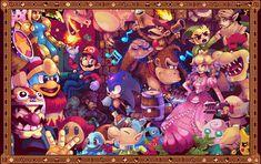 Super Smash Brothers Brawl 2 by ~Neoriceisgood on deviantART