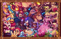 Super Smash Brothers Brawl 2 by ~Neoriceisgood on deviantART