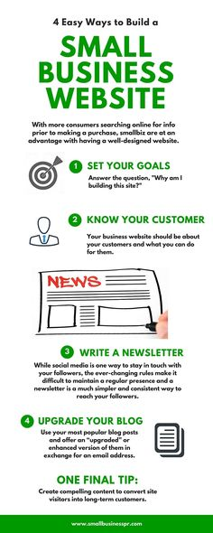 Download our free press release template for your small business create an awesome website in 10 easy steps online marketing tips business flashek Image collections