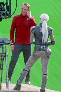 Jaylah - Star Trek beyond Simon Pegg 25e72749db83