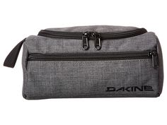 Dakine Groomer Toiletry Bag Carbon - Zappos.com Free Shipping BOTH Ways Dopp  Kit d134f414a086e
