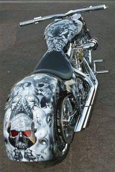 Skull Bike                                                                                                                                                                                 More