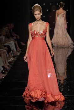 Cersei Lannister - Tony Ward Haute Couture F/W 2009-10