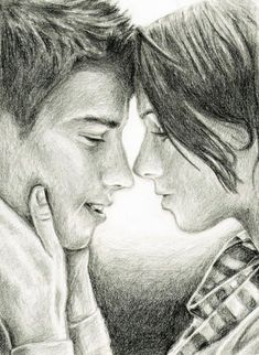 Couple drawings, i love you drawings, drawings of people kissing, kissing d Sketches Of Love Couples, Love Drawings Couple, Couple Art, Cute Drawings, Drawings Of Couples, Cute Couple Sketches, Hipster Drawings, Couple Sketch Drawing, Romantic Couple Pencil Sketches