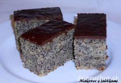 Veľmi chutný a šťavnatý zákusok. Czech Desserts, Sweet Desserts, Sweet Recipes, Dessert Recipes, Czech Recipes, Sweet Cakes, Something Sweet, Cupcake Cakes, Easy Meals
