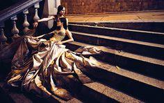 recherché , (need that gown)