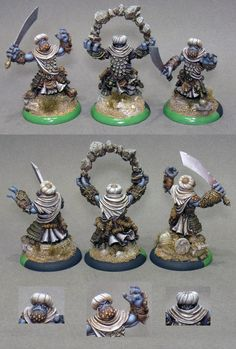 Nakathan's Runeshapers