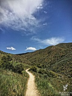The Boise Foothills have over 130 miles of trails to explore by bike or on foot. #visitidaho #idaho #trails http://bearfoottheory.com/the-wild-west/outdoor-idaho-adventures/