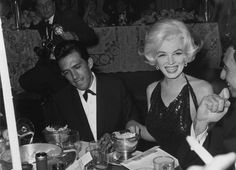 Marilyn Monroe, Grace Kelly...Come See Super Glam Pics From Vintage Golden Globes