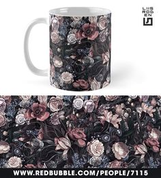 """http://www.redbubble.com/people/7115/works/24003441-frosty-summer """"Frosty Summer"""" RB challenge, week 5. Same design available on variety of products! #floral #eestikunst #painting #hipster #hipsterfashion #graphics #pastel #flowers #redbubble #shirt #tshirt #mug #tote #phonecase #laptopsleeve #mug #artprint #fashion #accessories #peonies #illustration #wallart #eestidisain #homedecor #interiordecor #digitalartist #vintage #baroque #LiisRoden"""